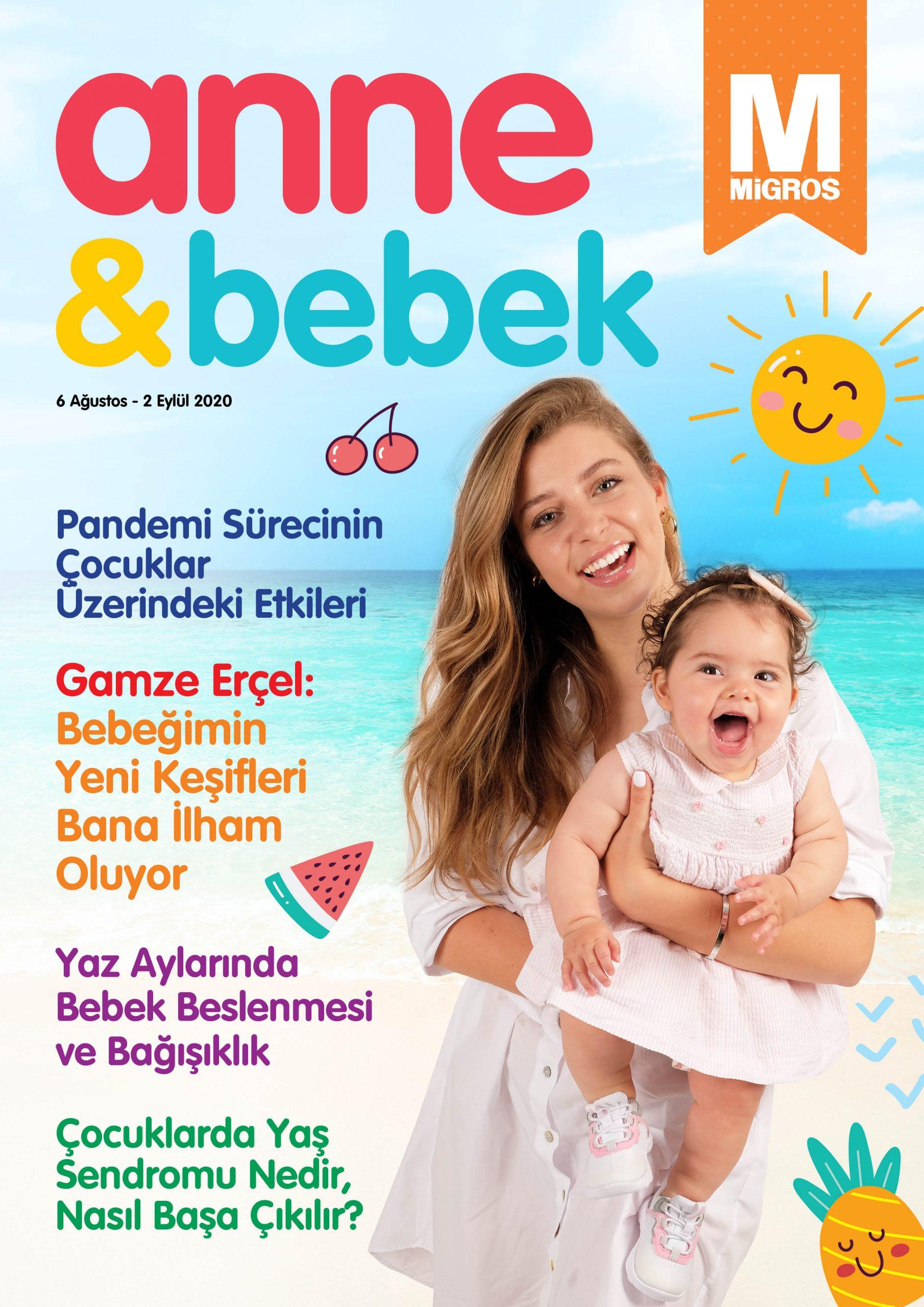 ANNE BEBEK DERGISI 2020 AGUSTOS