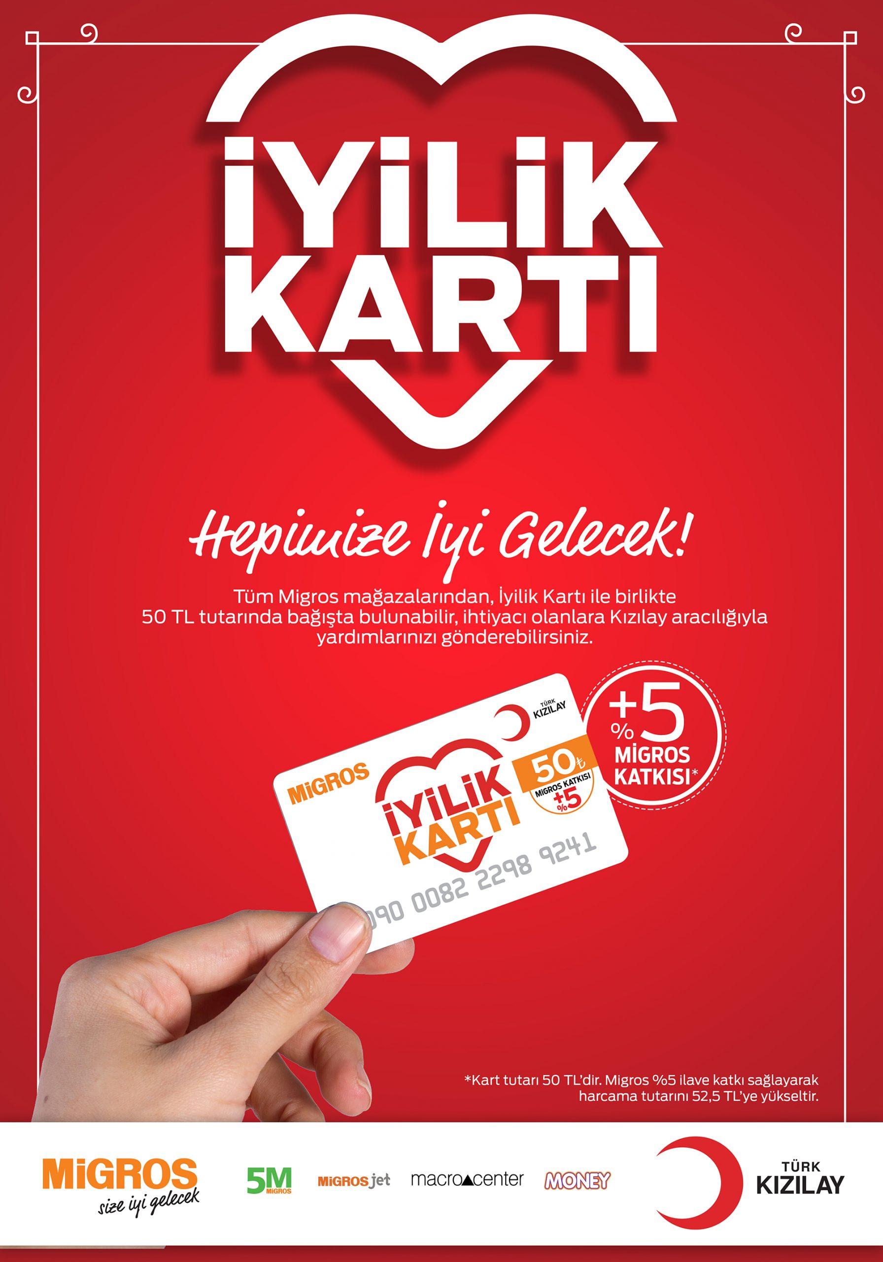 iyilik karti poster